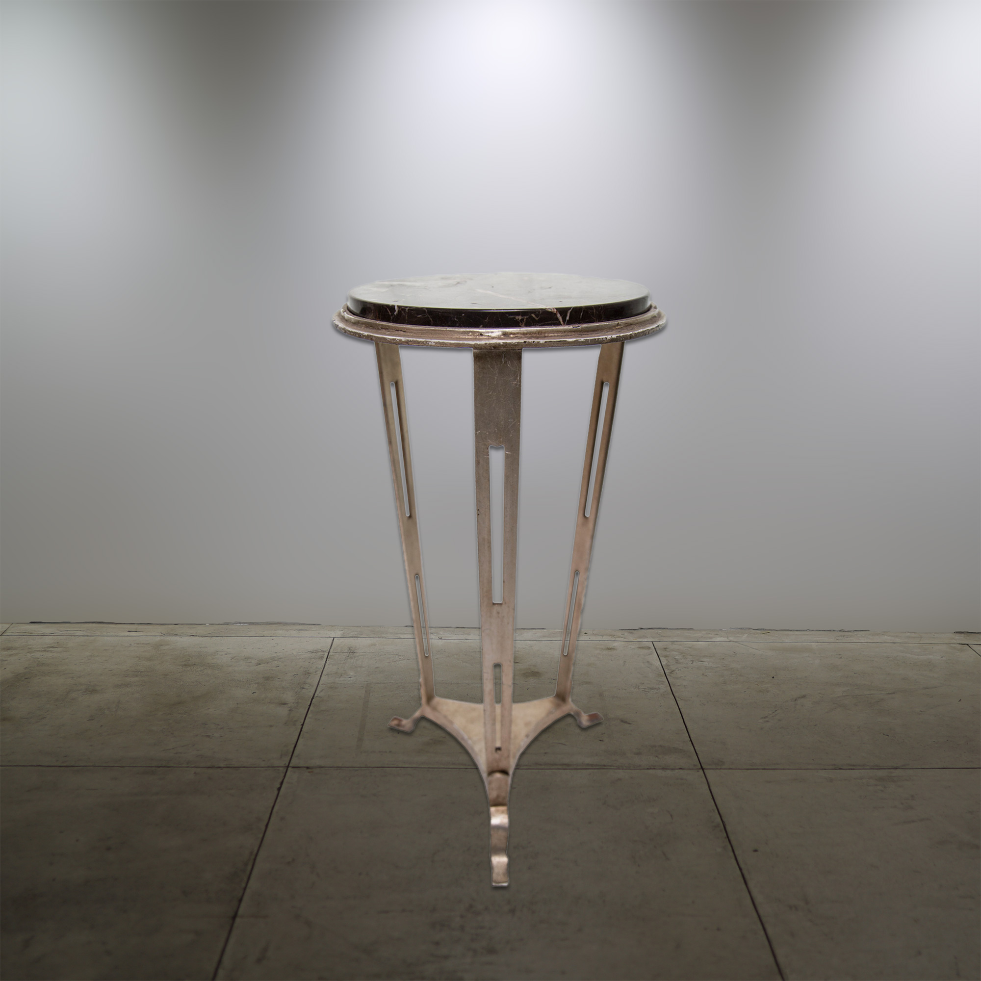 Silver Leaf Table - © Flavio Bisciotti