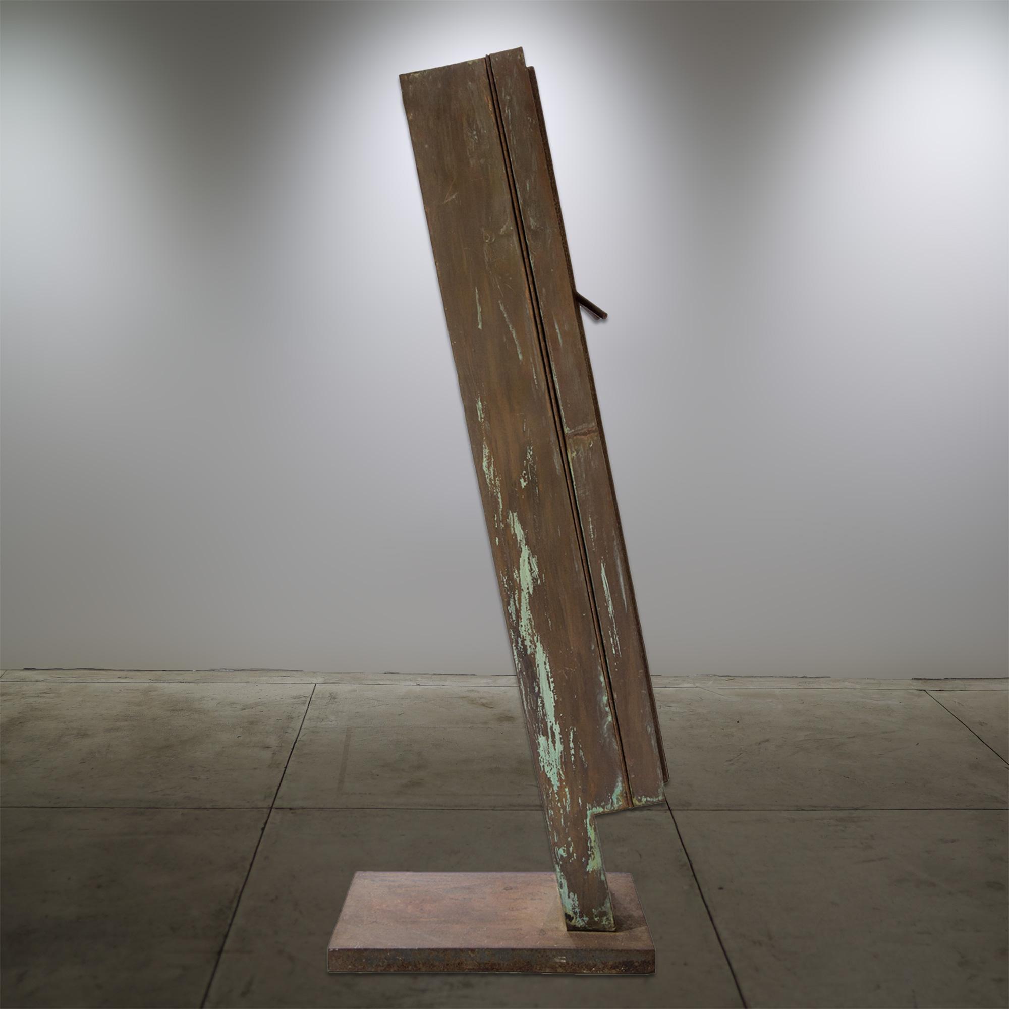 Tall Copper Cabinet - © Flavio Bisciotti